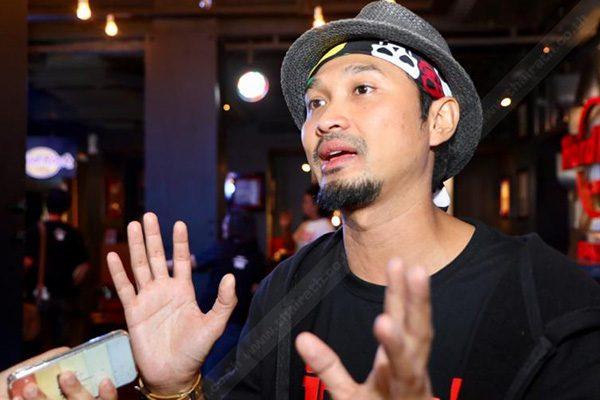 ดาจิมผู้ปลุกตำนานดนตรี hiphop ในไทย